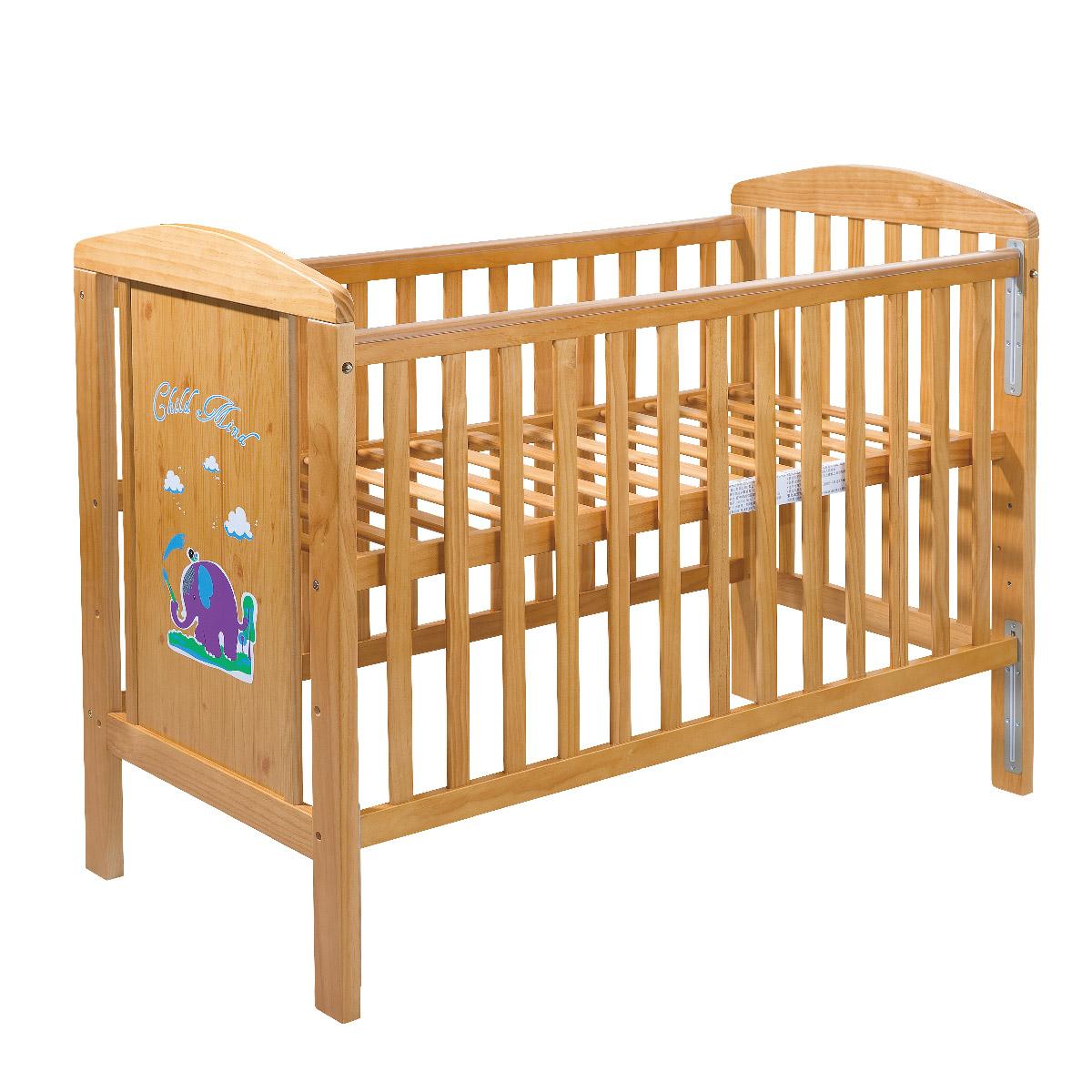 三合一嬰兒床 - 小畫象(中床)